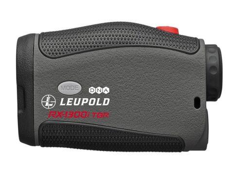 Leupold RX1300i TBR with DNA Laser Rangefinder Black/Gray 1300 yards 174555