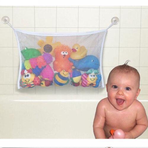 Baby Bath Bathtub Toy Mesh Net Storage Bag Organizer Holder Bathroom Washable US