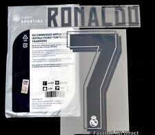 Real Madrid Ronaldo 7 2015/16 Camiseta De Fútbol Nombre/Número de Casa Reproductor De Tamaño