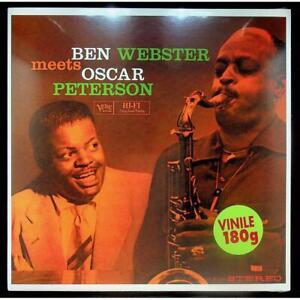 Ben Webster Ben Webster Meets Oscar Peterson Verve Records - Vinile V051023