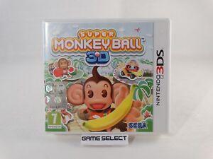 SUPER-MONKEY-BALL-3D-NINTENDO-3DS-2DS-DS-PAL-EU-EUR-ITALIANO-COMPLETO-ORIGINALE