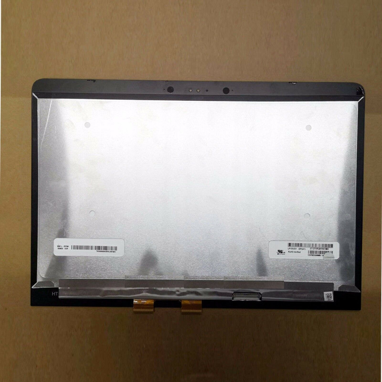 """4K UHD 13.3/"""" Touch LCD Screen Assembly for HP Spectre X360 13-AC033DX 918033-001"""
