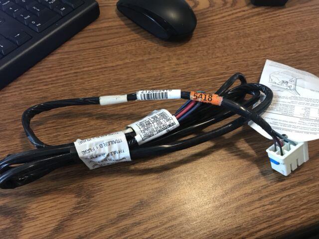 Chevrolet GM Trailer Brake Harness Adapter 5418 Connector