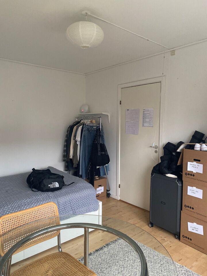 2300 værelse, fremlejes, lejeperiode 1-2 år