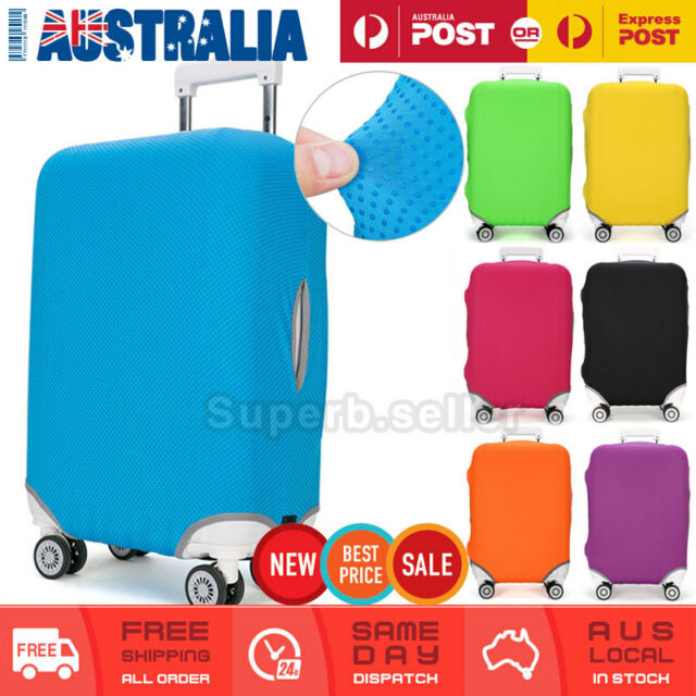 """26""""-30"""" Elastic Large Luggage Suitcase Cover Protection Protector Covers Travel"""