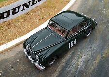 Probuild - GTM 1/32 JAGUAR MK7 slot car no.164 BR Green 1st c1956 Monte Carlo MB
