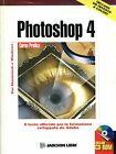 PHOTOSHOP 4 + Cd Rom Italiano
