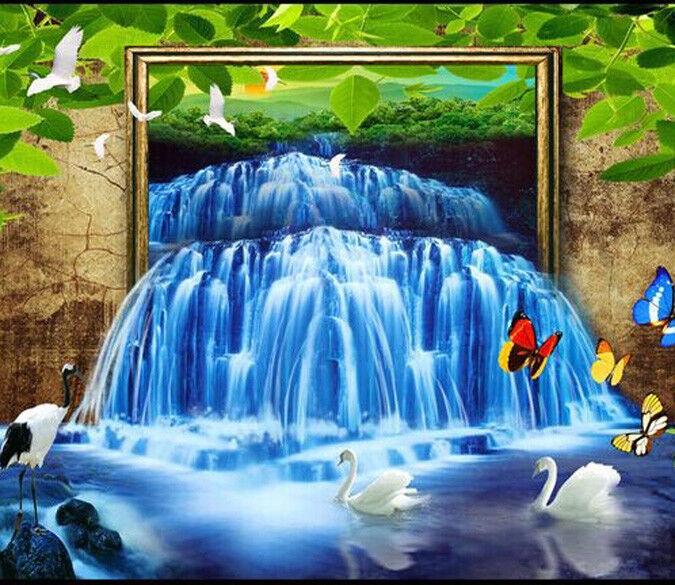 3D Schmetterling Wasserfall 84 Tapete Wandgemälde Tapete Tapeten Bild Familie Familie Familie DE | Treten Sie ein in die Welt der Spielzeuge und finden Sie eine Quelle des Glücks  69a88c