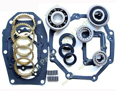 Toyota Manual Transmission Overhaul Rebuild Kit G40 G52 1983-1990 SR5 4Runner
