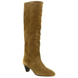 Brown Robby Fr 3 Boots Leather Isabel Uk 36 Marant qETtTAp