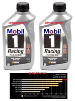 Mobil 1 0w-50 Racing Synthetic Zinc-phosphorous Motor Oil - 1 Quart (pack Of 2)