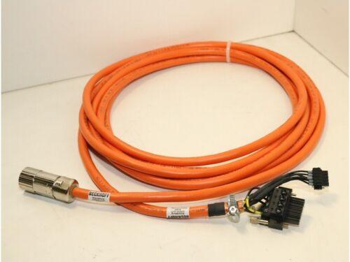 6,00m AX 5000 static ZK4500-0003-0060 Beckhoff Motorleitung