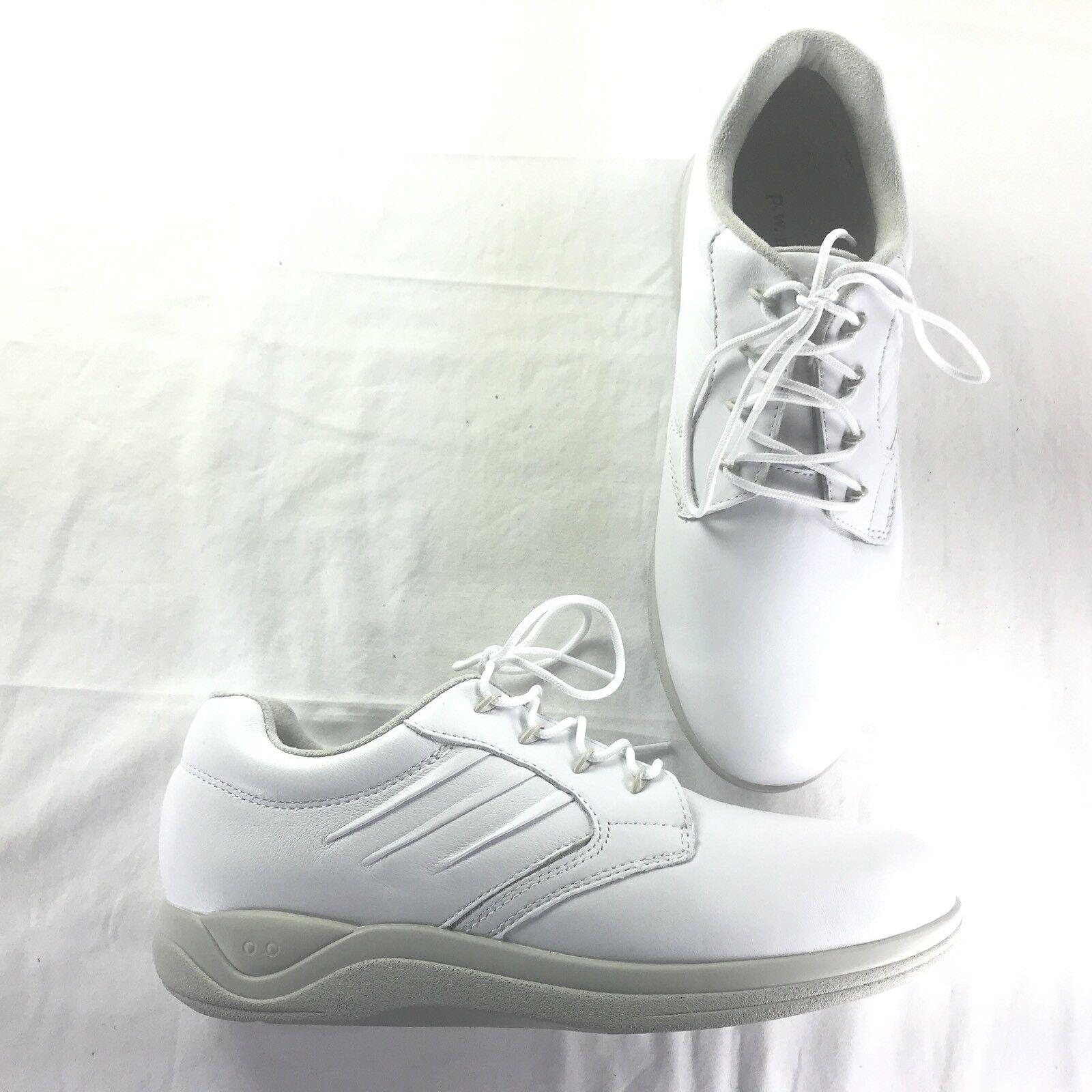 P.W. Minor EMBRACE  Women's Leather shoes White 11.5 B, M