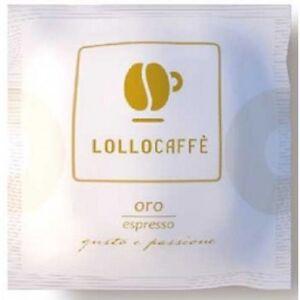 500-cialde-carta-caffe-LOLLO-miscela-ORO-ESE-44-mm-filtrocarta