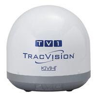 Kvh Tracvision Tv1 Empty Dummy Dome Assembly