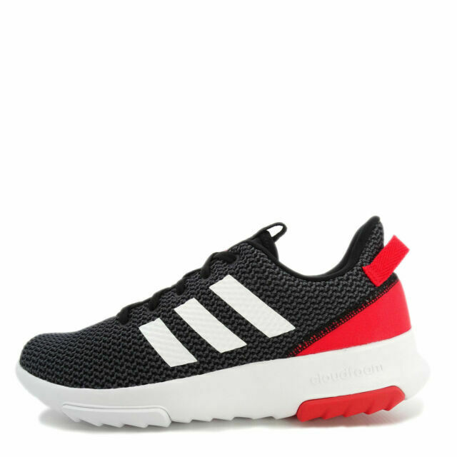 Size 8.5 - adidas Cloudfoam Racer TR Hi-Res Red