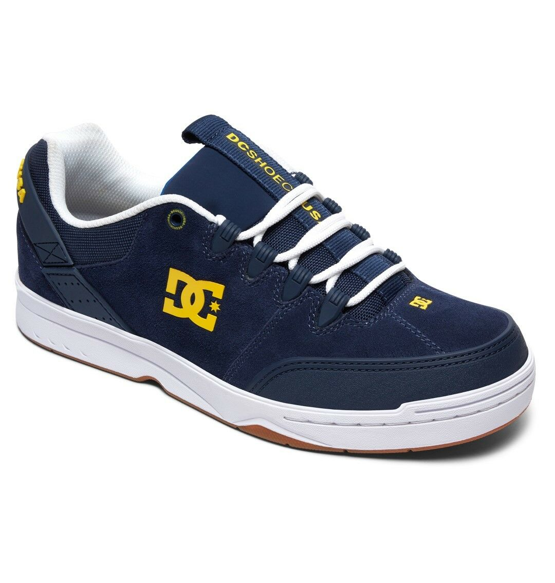 Dc Shoes Syntax M Shoe Nwh Navy/White 48.5 EU (14 US / 13 UK)