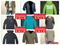 Mens Hollister Hoodie Size Small Medium Extra Large Clearance Price