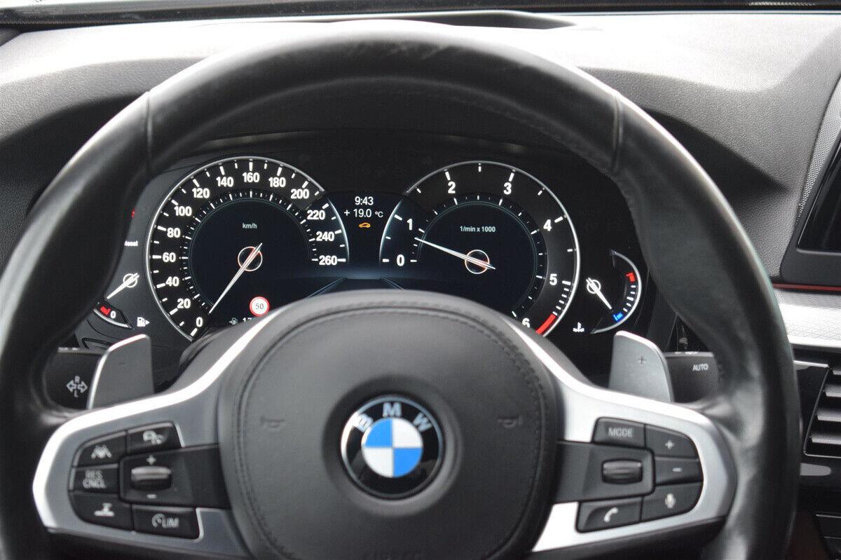 BMW 530d 3,0 M-Sport xDrive aut. - billede 8
