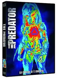 Dvd-The-Predator-2018-NUOVO
