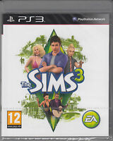 The Sims 3 Ps3 Brand Sealed Sony Playstation 3 Fast Shipping