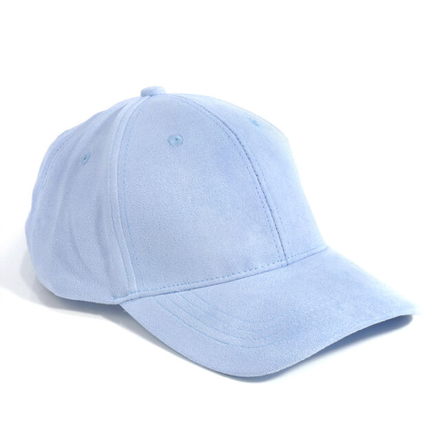 c87ca238069e5 Men/women Suede Baseball Cap Snapback Visor Sport Sun Adjustable ...