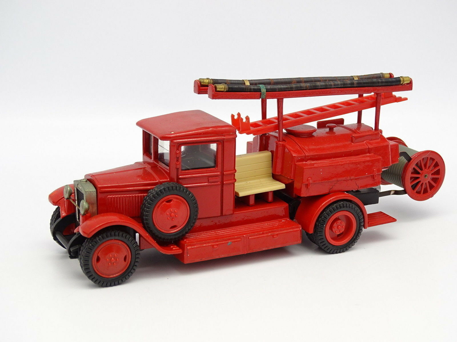 OMO USSR 1 43 - 3NC Camion Citerne Pompiers Russie