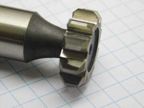 """Union Butterfield HSS T-Slot Cutter .750/"""" x .240/"""""""