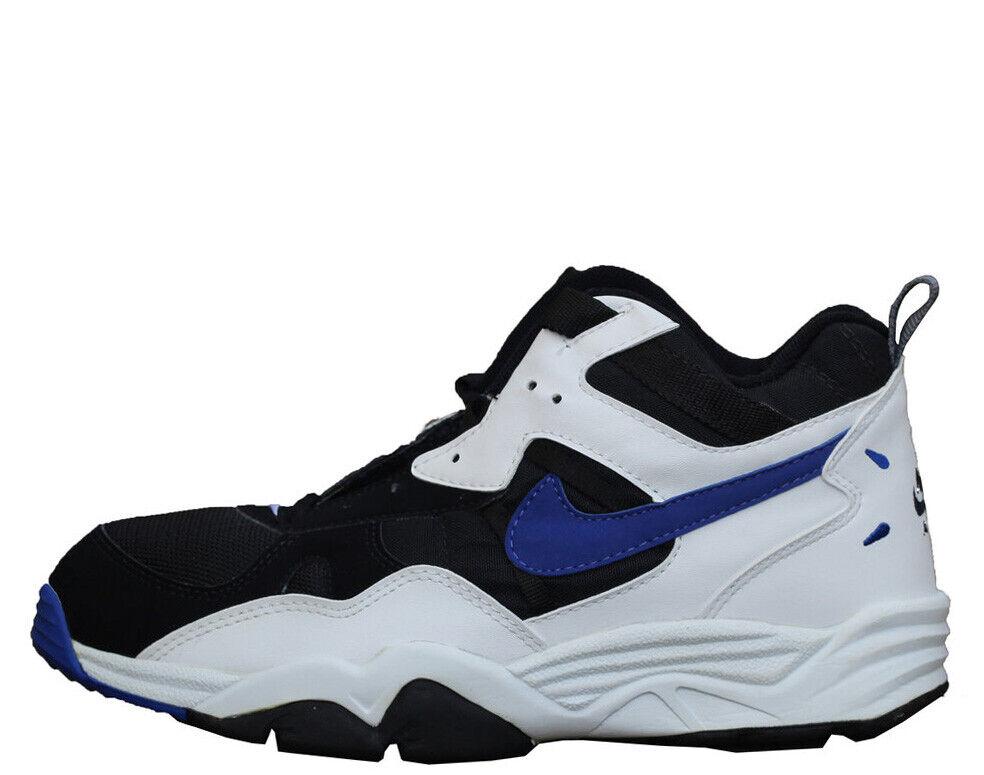 Original Nike Air Edge 2 Mid White   Black   bluee DS 173046-041 7 9 10.5