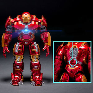 Action-Figures-17cm-Hulk-Thor-Captain-America-Iron-Man-The-Avengers-2-Collection