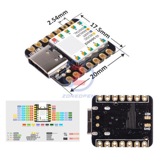 Nano SAMD21  Cortex M0 USB Typ-c SPI Micro-Controller Board für Arduino 48MHZ