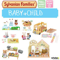 Sylvanian Families Baby & Child Sets Full Range Choose Your Set Brand In Box