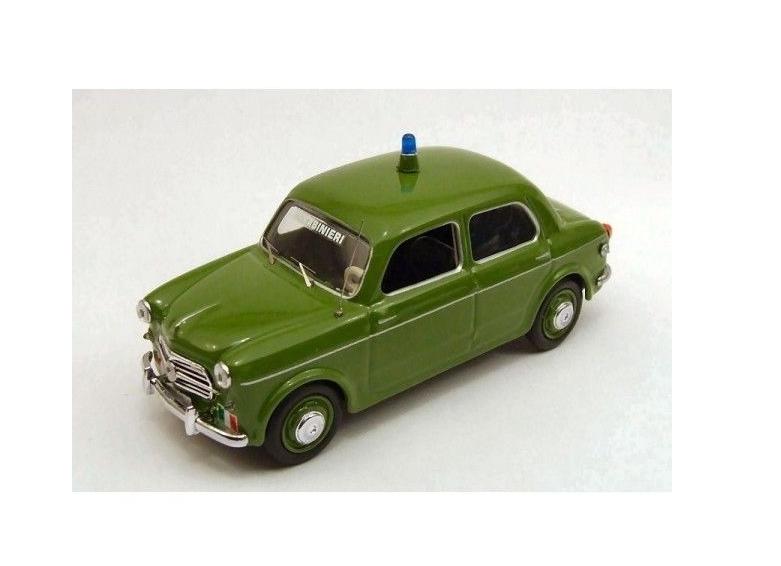 Fiat 1100 103 E Carabinieri 1955  4277 RIO Made
