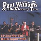 Living on the Hallelujah Side by Paul Williams & the Victory Trio (Mandolin) (CD, Jun-2003, Rebel)