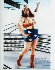BELLA-EMBERG-Signed-10x8-Photo-BLUNDER-WOMAN-amp-DR-WHO-COA
