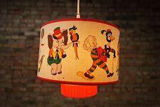 Vintage Deckenlampe 70er Lampe Mid Century Leuchte Deckenleuchte Kinderlampe 70s