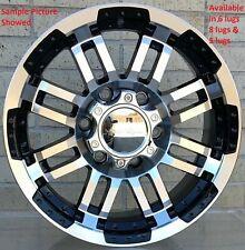4 Wheels For 16 Inch Tundra 2000 2001 2002 2003 2004 2005 2006 Rims 6 Lug 601 Fits Nissan Armada