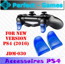 controller PS4 pro slim 2016 trigger extender button left right L2 R2 JDM-030