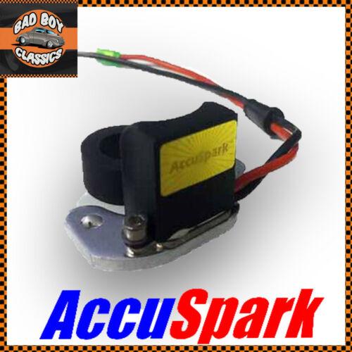 TRIUMPH GT6 Accuspark Accensione Elettronica Conversione