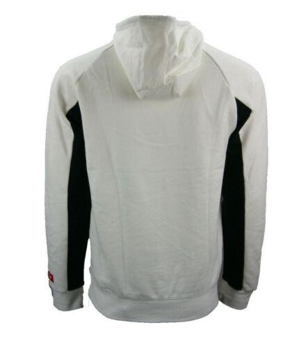 CCM Hockey Nostalgia Tacks Logo Fleece Hoody Senior//Adult-White