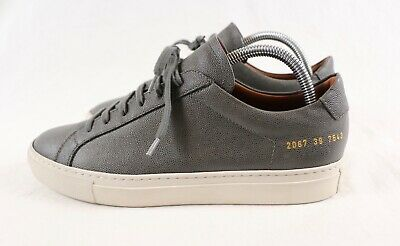 Common Projects Achilles Low Gray