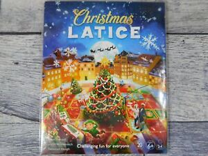 Christmas Latice Strategy Card Game