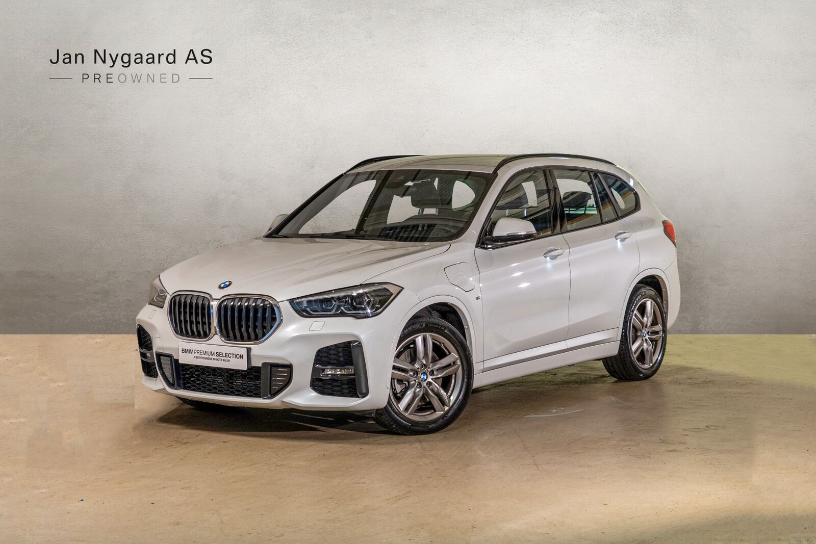 BMW X1 1,5 xDrive25e M-Sport aut. 5d - 399.000 kr.