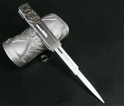 Assassin S Creed Hidden Blade Props Cosplay Plastic Toys Three
