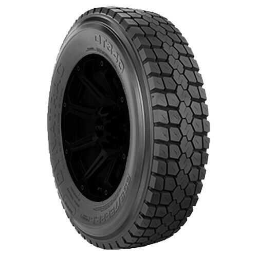 245//70R19.5 Dynatrac DT340 136J H//16 Ply BSW Tire