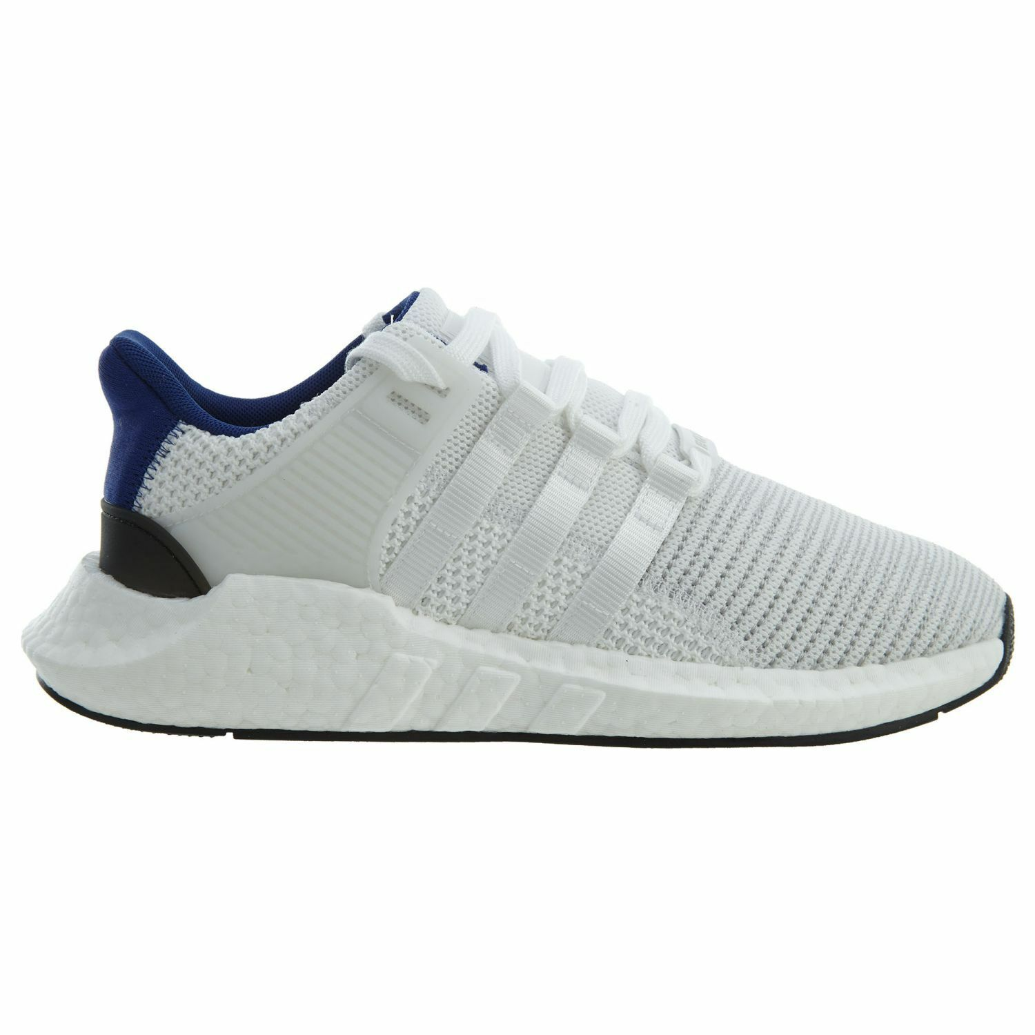 Adidas EQT Support 93/17 Mens BZ0592 White Black Boost Running Shoes Comfortable