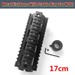17cm-Metal-Fishbone-Upgrade-Material-For-JinMing-Gen8-M4A1-Gel-Ball-Blaster-Toy