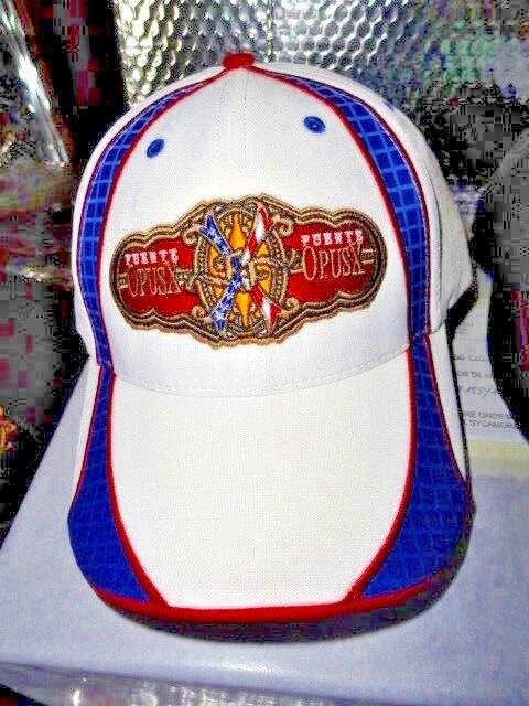 Fuente Opus X  Embroidered  Baseball Cap