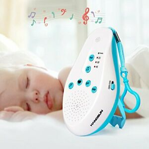 Hangsun White Noise Sound Machine for Baby Sleeping Sleep ...