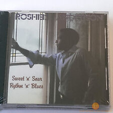 Roshell Anderson - Sweet 'n' Sour Rhythm 'n' Blues (CD 1989) NEW & SEALED Rythm